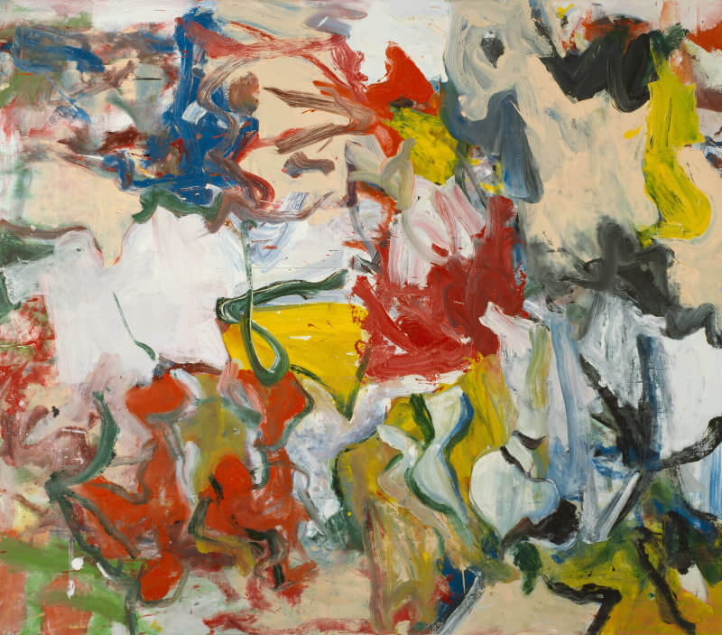 Untitled XI, 1975 by Willem de Kooning