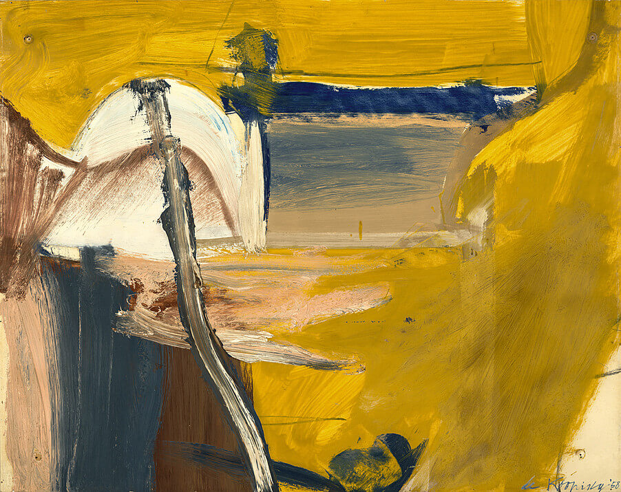 Untitled, by Willem de Kooning